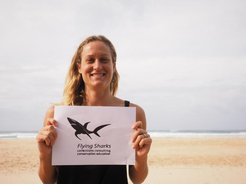 Congratulations Clare Prebble, who asked for our assistance in getting her to the first premier isotope ecology conference (IsoEcol 2018), where Clare presented her PhD work on developing a novel approach to investigating whale shark (Rhincodon typus) movement and tropic ecology based on stable isotope and fatty acid profile data. When we realized how significant Clare's work is, we couldn't help ourselves but to wire her 500 euros, thus helping her fly to the conference in Chile!