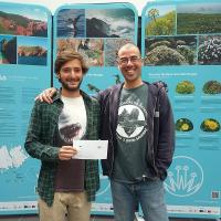 Research Fund - 17/04 Congratulations to António Pádua, who just received 400 Euros from us, so he may travel to Costa Rica and study sea-turtles! :)