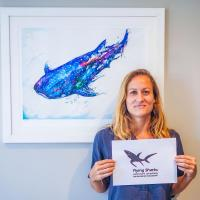 Research Fund 20/04 Congratulations Clare Prebble, who received some funds from us in 2019 as a PhD student, and will now continue her amazing conservation work with Whale sharks in the Indian Ocean. It was our absolute pleasure, even during these strange times, to support Clare with 621 euros for her traveling - whenever that becomes a possibility.