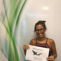 Research Fund - 19/09 Congratulations Eliana Sequeira, who will be joining the exXpedition Round the World 2019-2021. eXXpedition Round the World is a pioneering all-female sailing voyage and scientific research mission to circumnavigate the globe via four ocean Gyres and the Arctic. Founded in 2014, they have run expeditions all over the world. Previous scientific research has highlighted the endemic nature of microplastics within our ocean environments globally. Their focus now is to advance a better understanding of the plastics issue as a whole and to work with industry to pinpoint solutions and policy at a global level by addressing knowledge-gaps and delivering evidence to inform effective solutions. When Eliana told us she'd been accepted for their 13th leg, we immediately transferred her 100 euros!
