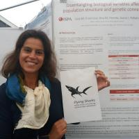 Research Fund - 18/09 Congratulations, Sara Francisco, who requested funds to present her awesome work on the evolution of coastal fish at this year's ICES Annual Science Conference. We love to support  any type of research, so we wired Sara 500 euros!