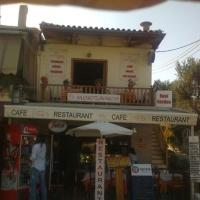 """October 2010 October 2010 - Having the European Union of Aquarium Curators Meeting in Crete was quite the treat for us History buffs! How cool is it to go buy fridge magnets at the """"Minotaur"""" corner shop??"""